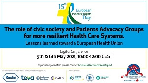 XV European Patients Rights Day