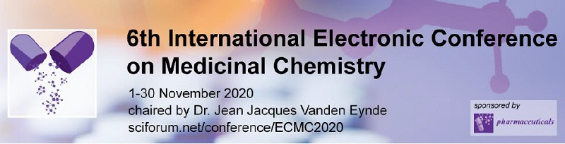 6th edition of our series of International Electronic Conferences on Medicinal Chemistry