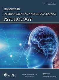 Advances in Developmental and Educational Psychology