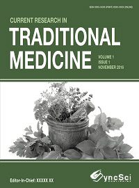 Current Research in Traditional Medicine