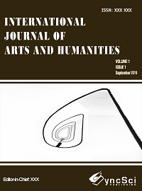 International Journal of Arts and Humanities